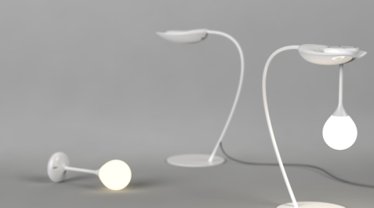 Mini drop light