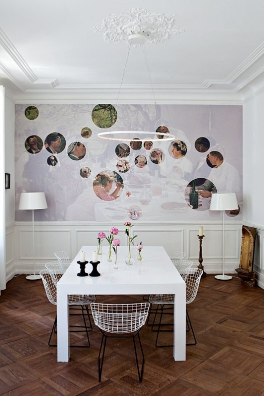 Meresine - Dining room