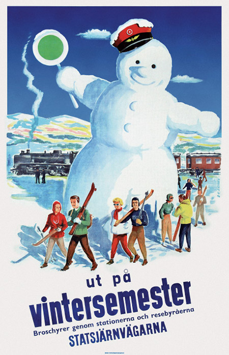 Come to Finland poster