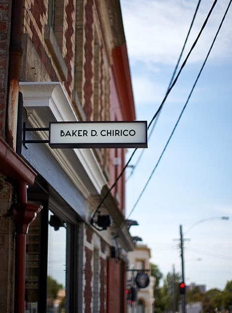 Baker D. Chirico exterior