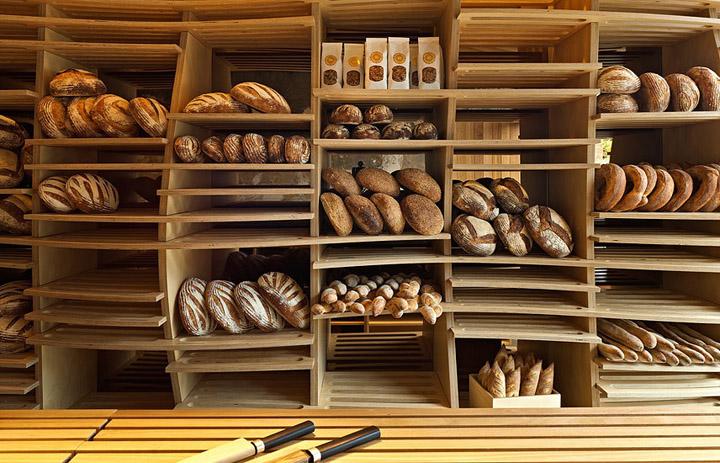 Baker D Chirico Wavy Wooden Interior For Interieur Blog