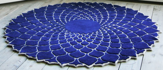 Mattahari rug Crown