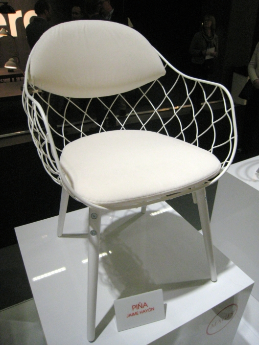 Piña chair by Jaime Hayon for Magis