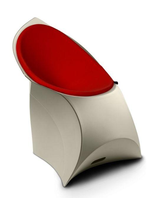 Flux chair cushion