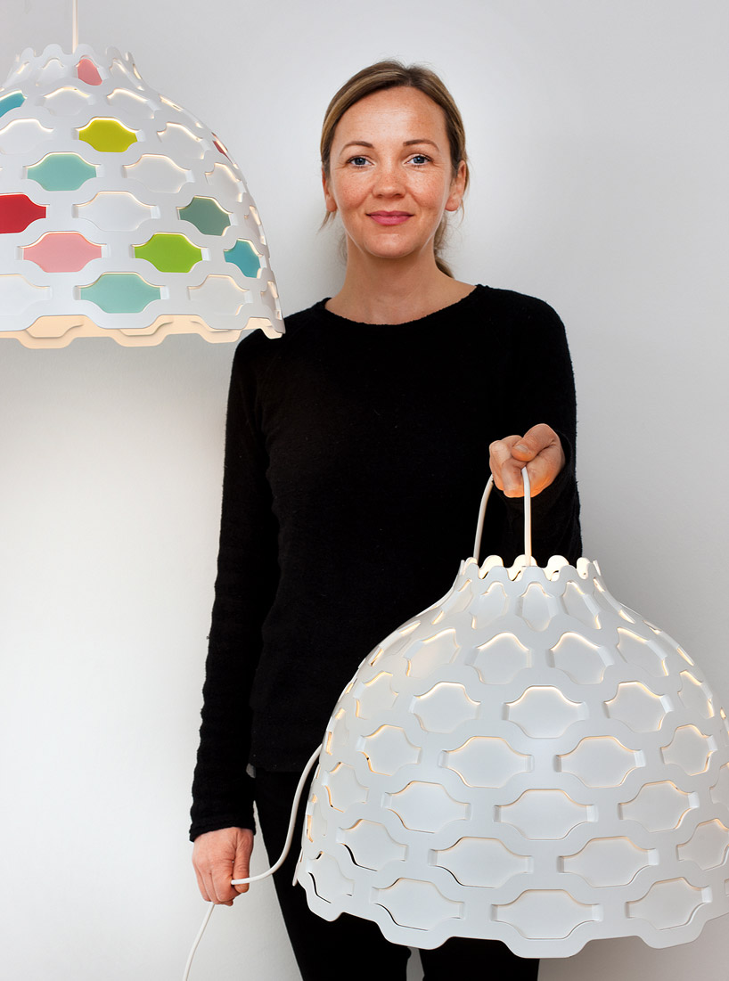 Lc Shutters Pendant Light By Louise Campbell For