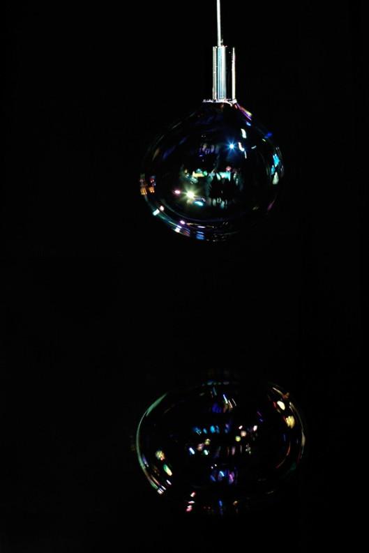 Surface Tension Lamp Booo