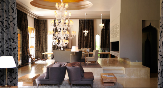 Palais Namaskar - Tea lounge