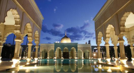 Palais Namaskar - Main swimming pool