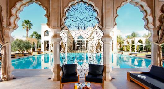 Palais Namaskar - Suite Namaskar Terrace