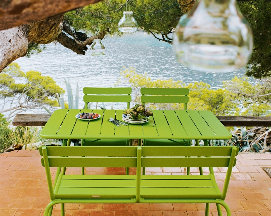 Fermob outdoor lounge furniture for interieur blog - Fermob jardin du luxembourg ...