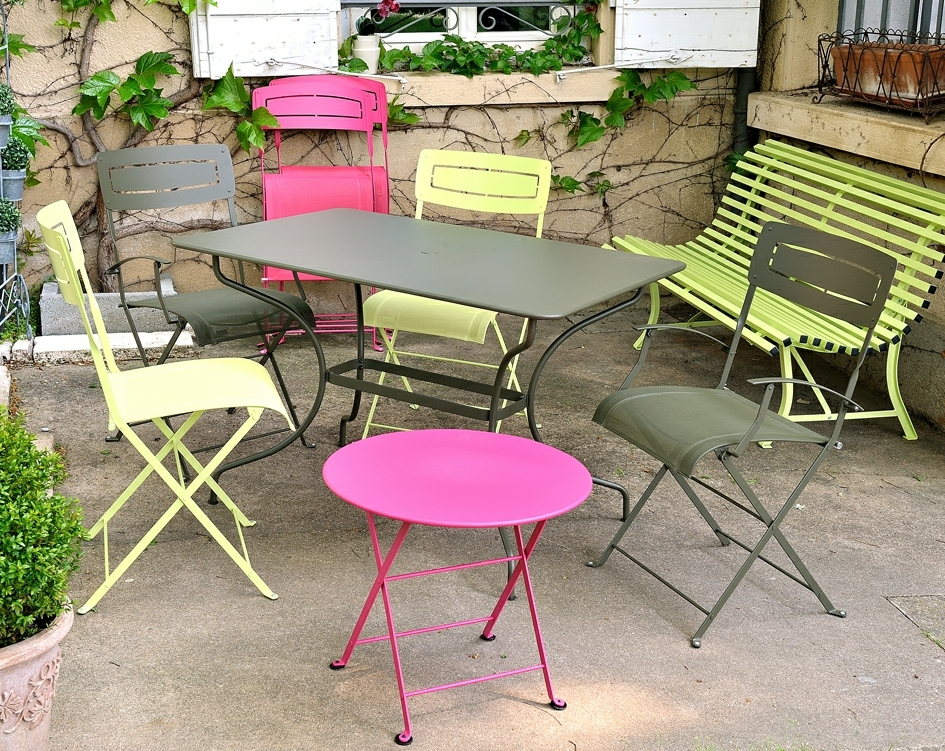 Fermob outdoor lounge furniture | [for interieur blog]