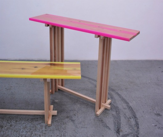 Jo Nagasaka - Flat Table Peeled