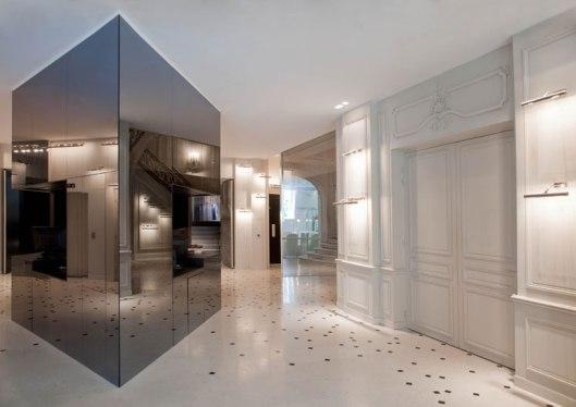 Maison Champs-Elysées - Reception area