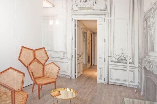 Golden Salon Suite